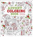 Advent Coloring Book PDF