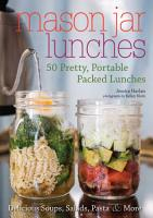 Mason Jar Lunches PDF