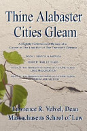Thine Alabaster Cities Gleam PDF