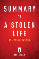 Summary of a Stolen Life PDF