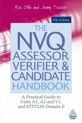 The NVQ Assessor  Verifier   Candidate Handbook PDF