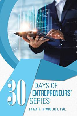 30 Days of Entrepreneurs    Series