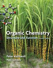 Organic Chemistry; Palgrave version: Structure and Function, Edition 7