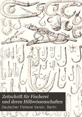 Zeitschrift für Fischerei und deren Hilfswissenschaften: Band 11