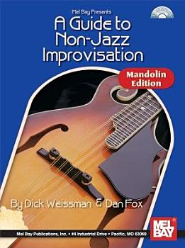 A Guide to Non Jazz Improvisation  Mandolin Edt  PDF