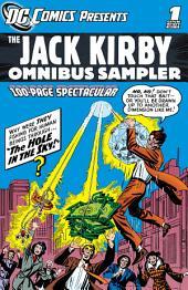 DC Comics Presents: The Jack Kirby Omnibus Sampler (2011-) #1