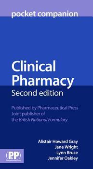 Clinical Pharmacy Pocket Companion  2nd edition PDF