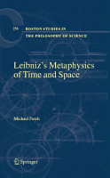 Leibniz   s Metaphysics of Time and Space PDF