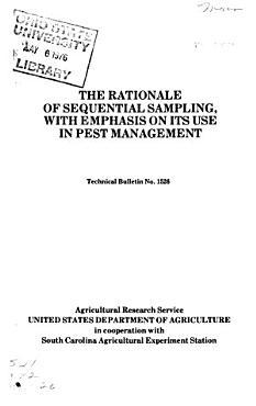 Bioassay of Bacillus Thuringiensis  Berliner  Delta endotoxin Using the Tobacco Budworm PDF