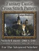 Fantasy Castle Cross Stitch Pattern