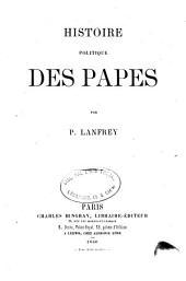 Histoire politique des papes
