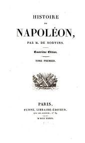 Histoire de Napoleon: Volume1