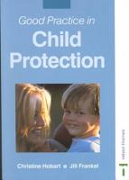 Good Practice in Child Protection PDF