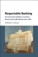 Respectable Banking PDF