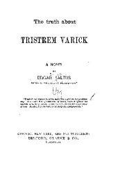 The Truth about Tristrem Varick: A Novel