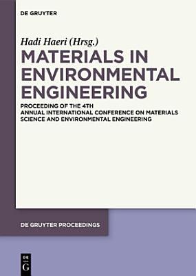 Materials in Environmental Engineering PDF