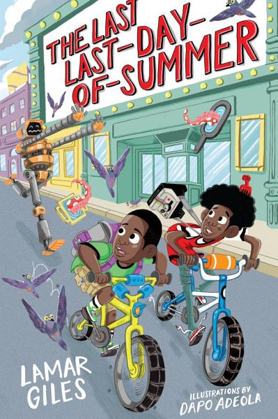Download The Last Last Day Of Summer Book