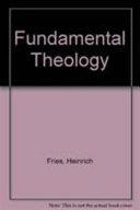 Fundamental Theology PDF
