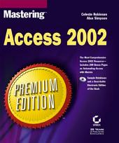 Mastering Access 2002