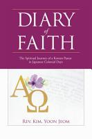 Diary of Faith PDF