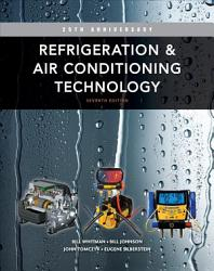 Refrigeration And Air Conditioning Technology Book PDF