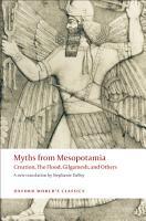 Myths from Mesopotamia PDF