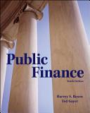 Loose-Leaf for Public Finance