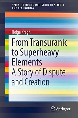 From Transuranic to Superheavy Elements PDF