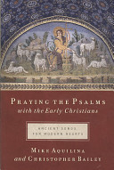 Praying the Psalms with the Early Christians PDF