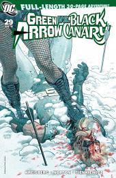 Green Arrow and Black Canary (2007-) #29