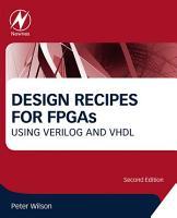 Design Recipes for FPGAs PDF
