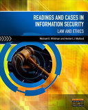 Readings   Cases in Information Security  Law   Ethics PDF