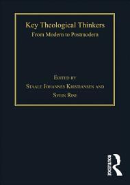 Key Theological Thinkers PDF