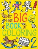 My First Big Book of Coloring 2 PDF