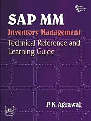 SAP MM INVENTORY MANAGEMENT