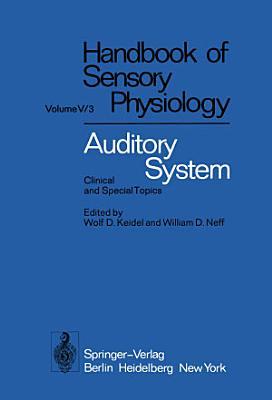 Auditory System PDF