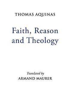 Faith  Reason and Theology PDF