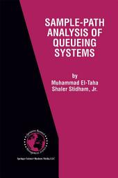 Sample-Path Analysis of Queueing Systems
