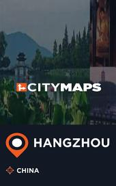City Maps Hangzhou China