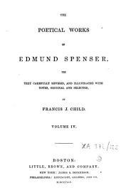 The Poetical Works of Edmund Spenser: Volume 128