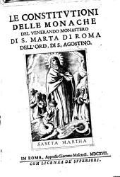 Decreti circa la clausura, ed economia per il ven. monastero di S. Marta di Roma. - Roma, 1765