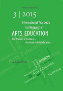 International Yearbook for Research in Arts Education 3 2015 PDF