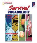 Survival Vocabulary 2