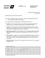 Manuals Combined: U.S. Coast Guard Marine Safety Manual Volumes I, II and III