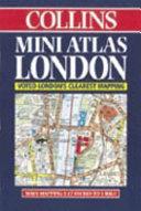 Collins London Mini Atlas