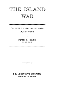 The Island War PDF