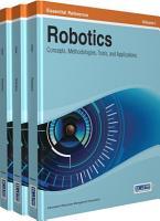 Robotics  Concepts  Methodologies  Tools  and Applications PDF