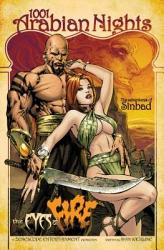 1001 Arabian Nights The Adventures Of Sinbad The Eyes Of Fire Book PDF