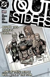 Outsiders (2003-) #23