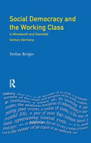 Social Democracy and the Working Class PDF
